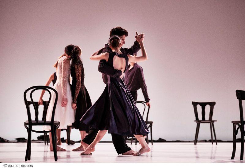 Le tango entre force et fragilité